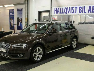 begagnad Audi A4 Allroad quattro 2.0 TDI clean diesel Sport 190hk