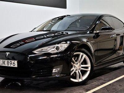 begagnad Tesla Model S Model X85 Gratis Supercharging GPS 2014, Sedan 409 900 kr
