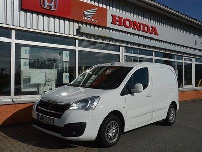 begagnad Peugeot Partner Van 1.6 BlueHDi / SKÅPSINREDN -16