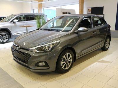 begagnad Hyundai i20 1.25 M5 Nordic Edition (Trend)