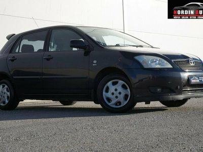 begagnad Toyota Corolla 5-dörrars Halvkombi 1.6 VVT-i (Automat) 110hk