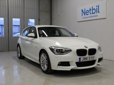 begagnad BMW 116 i M Sport Euro6 136hk