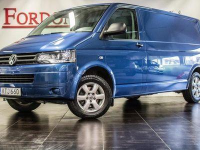 begagnad VW Transporter 2,0 TDI 4MOTION VÄRMARE FRI HEMLEV