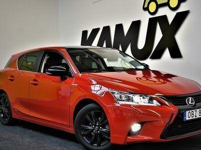 begagnad Lexus CT200h | F-Sport | Värmare | Bluetooth | 2016, Halvkombi 169 900 kr