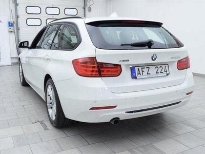 begagnad BMW 320 d xDrive Touring F31 184hk SPORT/ NAVI / NYSERVAD