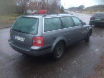 begagnad VW Passat TURBO BES
