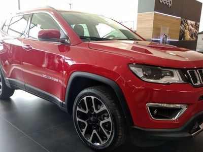 begagnad Jeep Compass SERIE 2 LIMITED 1.4 170HK AT9 AWD 19' 2019