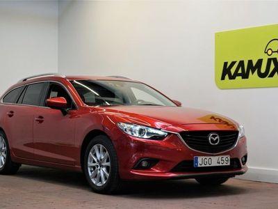 used Mazda 6 2.0 Aut Navi Drag S&V-Hjul (165hk)