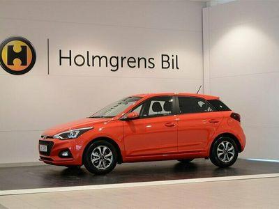 begagnad Hyundai i20 1.25 Trend - Motorvärmare (2020)