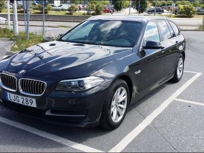 begagnad BMW 520 Xdrive -14