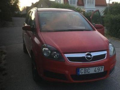 Sld Opel Zafira 16 Cng 06 Begagnad 2006 17500 Mil I Rebro