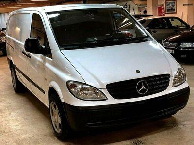 begagnad Mercedes Vito 3,0 V6/ 120CDI/ TouchShift 224HK/ DRAG
