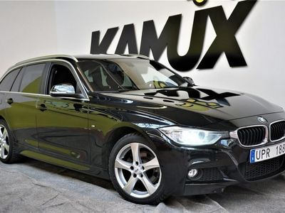 begagnad BMW 318 M-sport | xdrive | Alcantara | HK | M-värmare | S&V Hjul | 143 h