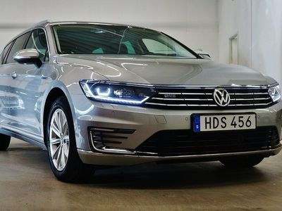 brugt VW Passat GTE 1.4 TSI Executive Värmare Business Drag 218hk