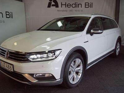 begagnad VW Passat Alltrack TDI 190 Executive / Värmare