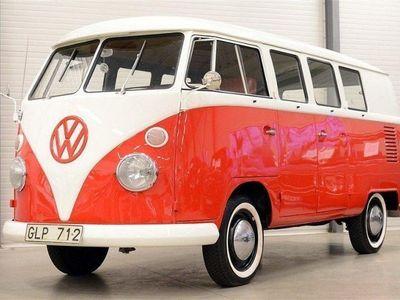 begagnad VW T1 Typ 2 Kleinbus Mkt