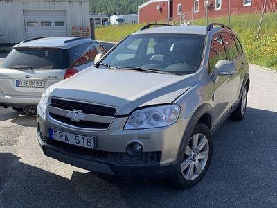 begagnad Chevrolet Captiva 2.0 LT 7-Sits