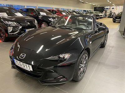 begagnad Mazda MX5 2.0 160HK / MANUELL /