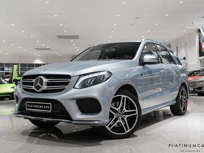 begagnad Mercedes 400 GLE-Klass4MATIC 9G-Tronic AMG 333hk