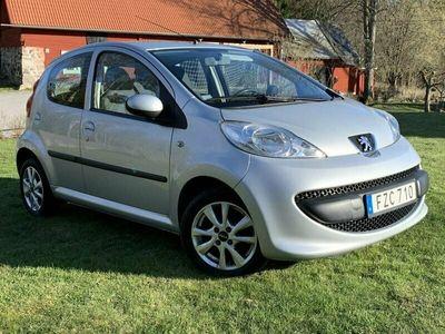 begagnad Peugeot 107 1,0 5D