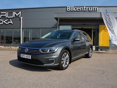 begagnad VW Passat GTE 218hk DSG Executive, Drag, Värmare