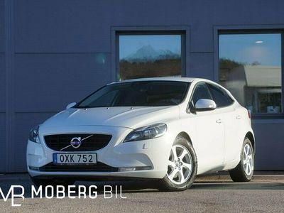 begagnad Volvo V40 D2 120hk Värmare 3845MIL Förbr. 0,36L/MIL