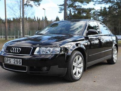 begagnad Audi A4 1.8 T quattro Manuell, 150hk
