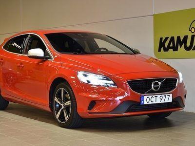 "begagnad Volvo V40 ""SÖNDAGSÖPPET 27 10"" T3 R-design 2019, Kombi 219 500 kr"