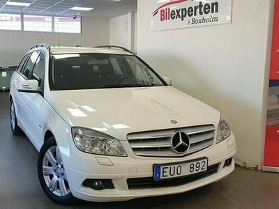 begagnad Mercedes C180 T CGI BE BlueEFFICIENCY 5G-Tronic 156hk