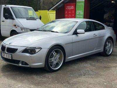 begagnad BMW 645 Ci Coupé Automat 333hk!!!!högerstyrl