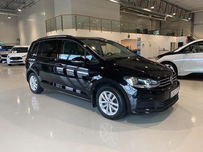 begagnad VW Touran 1.4 TSI Comfort 7-sits 150hk