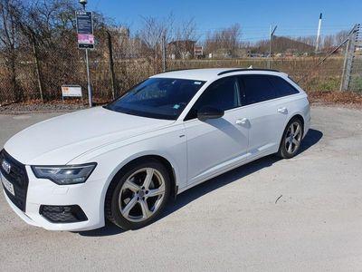 begagnad Audi A6 Avant 40 TDI quattro S Ambition,