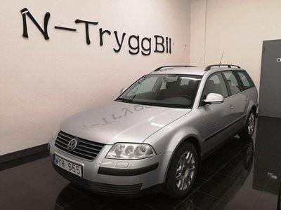 begagnad VW Passat 1.8 150hk REP. OBJEKT