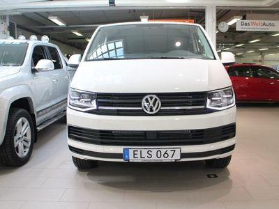 begagnad VW Transporter T6Skåp lång hjulbas 2,0tsi