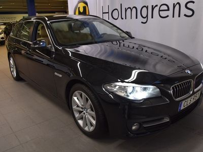 brugt BMW 520 d xDrive Touring F11 190hk