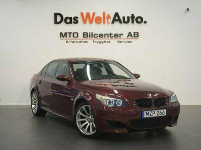 begagnad BMW M5 Sedan Automat 507hk Eisenmann 3000:-/mån