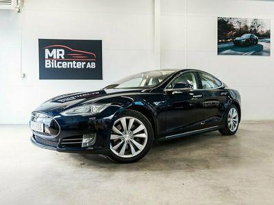 begagnad Tesla Model S 85 378hk
