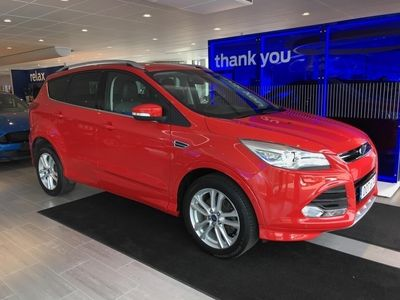 begagnad Ford Kuga 2.0TDCi (180hp) Titanium X AWD