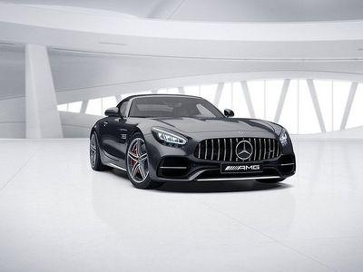 begagnad Mercedes AMG GT C Roadster