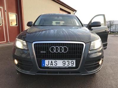 begagnad Audi Q5 3.0 TDI V6 DPF quattro S Design