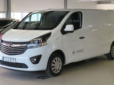 gebraucht Opel Vivaro L2H1 1,6 BiTurbo 125hk