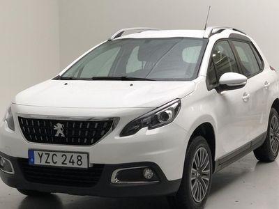 begagnad Peugeot 2008 1.2 VTi (82hk)