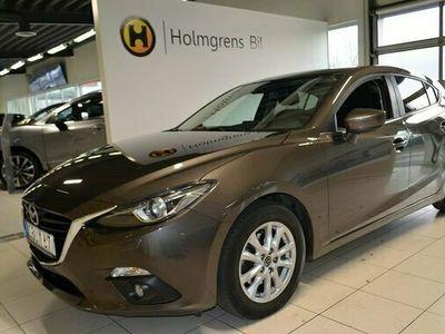 begagnad Mazda 3 32.2 Skyactiv-D 2016, Halvkombi Pris 149 800 kr
