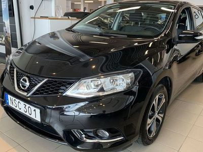 gebraucht Nissan Pulsar DIG-T 115 ACENTA 6M/T E6 CONNECT