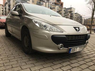 begagnad Peugeot 307 2,0 Classic -06