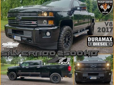 begagnad Chevrolet Silverado 2500HD DURAMAX LTZ Z71 MIDNIGHT (4146:-/mån ink moms*)