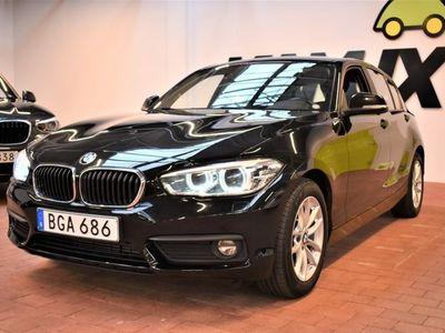 begagnad BMW 118 i 5-door Manuell, 136hk