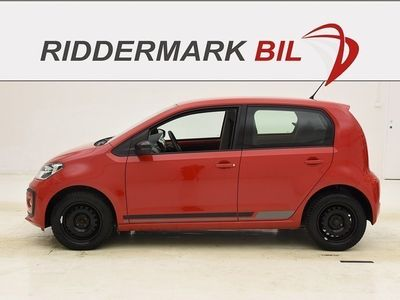 gebraucht VW up! 1.0 5dr 75hk 5dr High -17