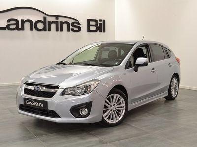 gebraucht Subaru Impreza 1.6 Sport Motor & Kupévärmare Vinterhjul Automat