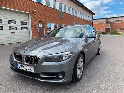 begagnad BMW 520 d Touring Euro 6 190hk AUT 5900mil Nyskick